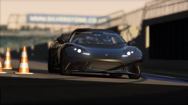 Evora Carbon @Silverstone