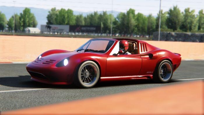 Veloce GTS-8 @Drift