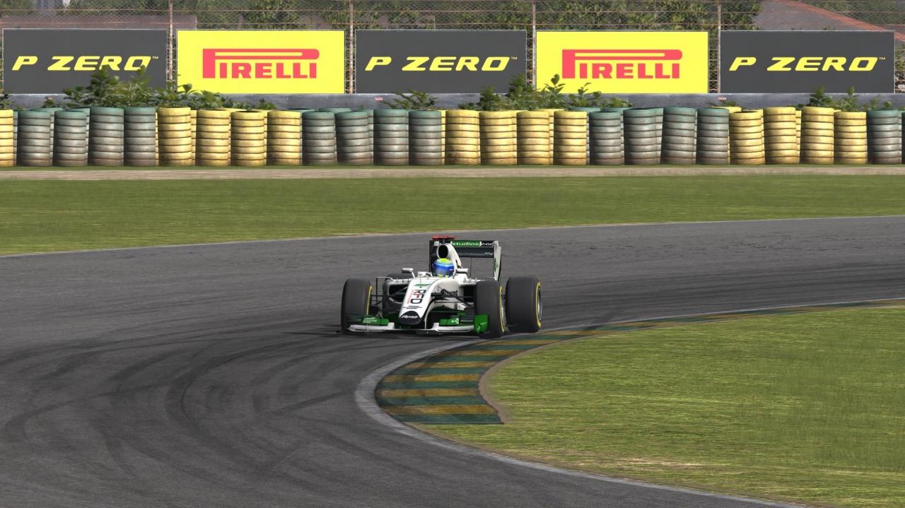 F1 at Jacarepagua