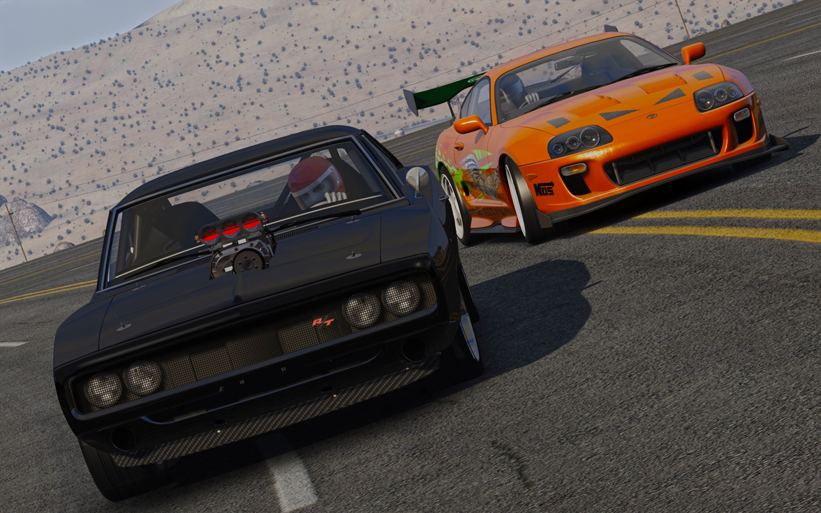 Fast & Furious: Assetto Corsa