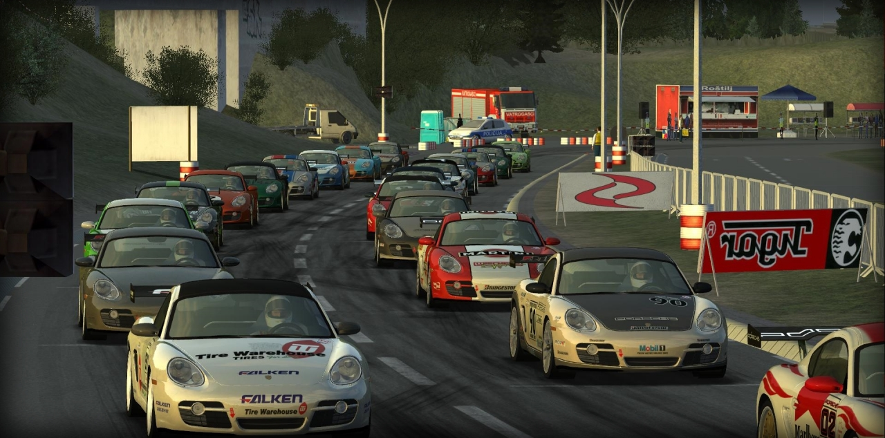 Automobilista - Porsche Cayman Cup