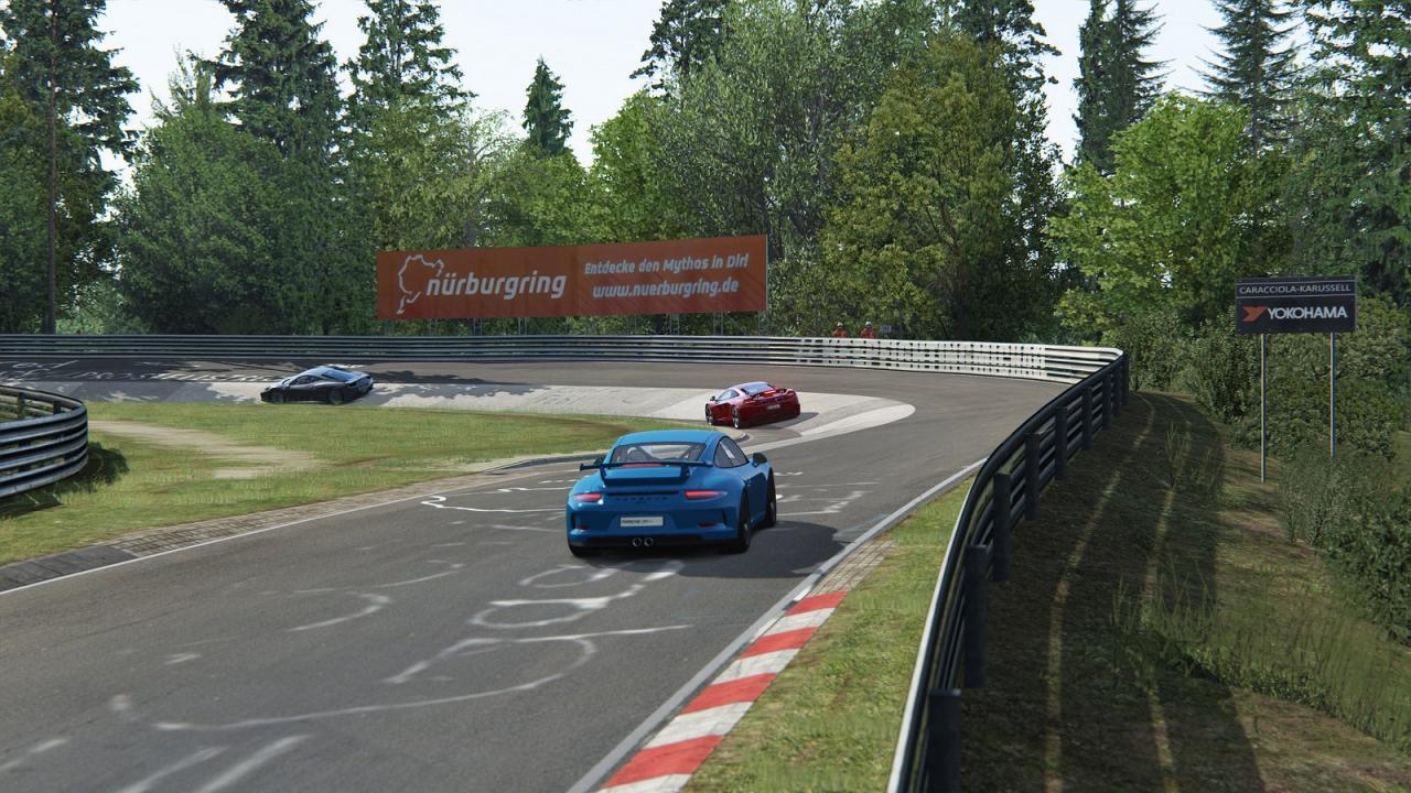 Porsche 991 GT3 (991) @ Nordschleife