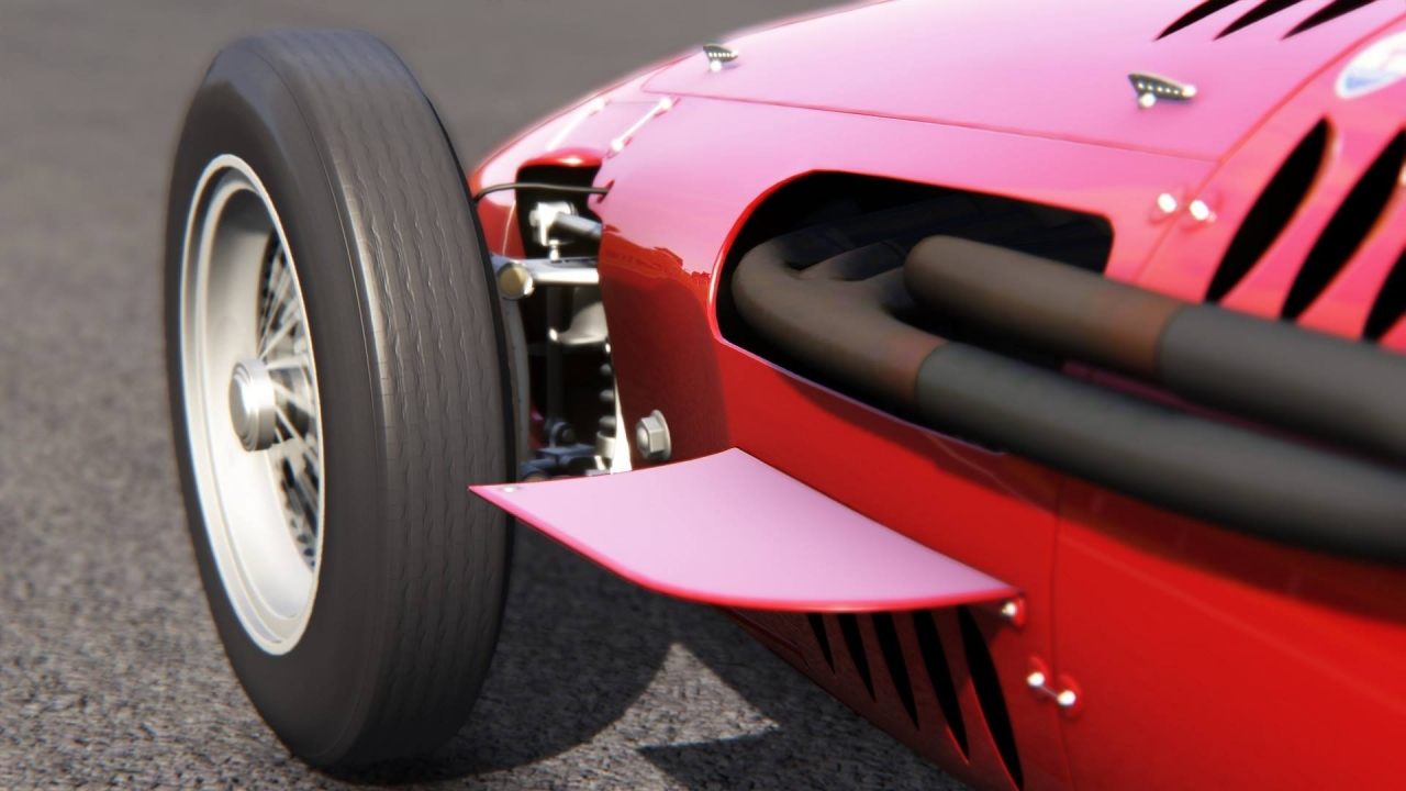 #AssettoCorsa #TheRedPack