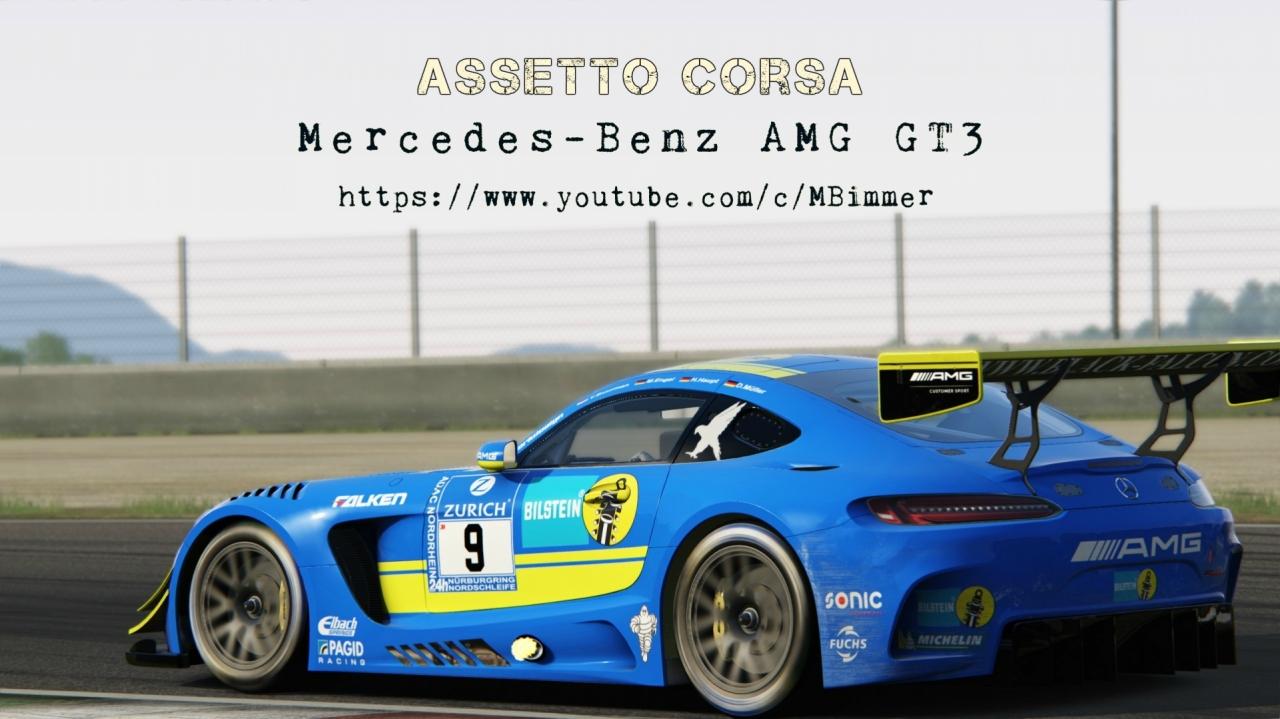 Mercedes-Benz AMG GT3