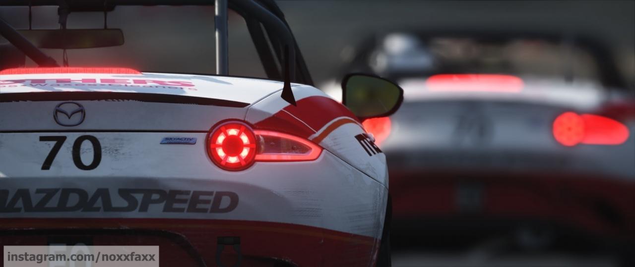 Mazda MX5 CUP