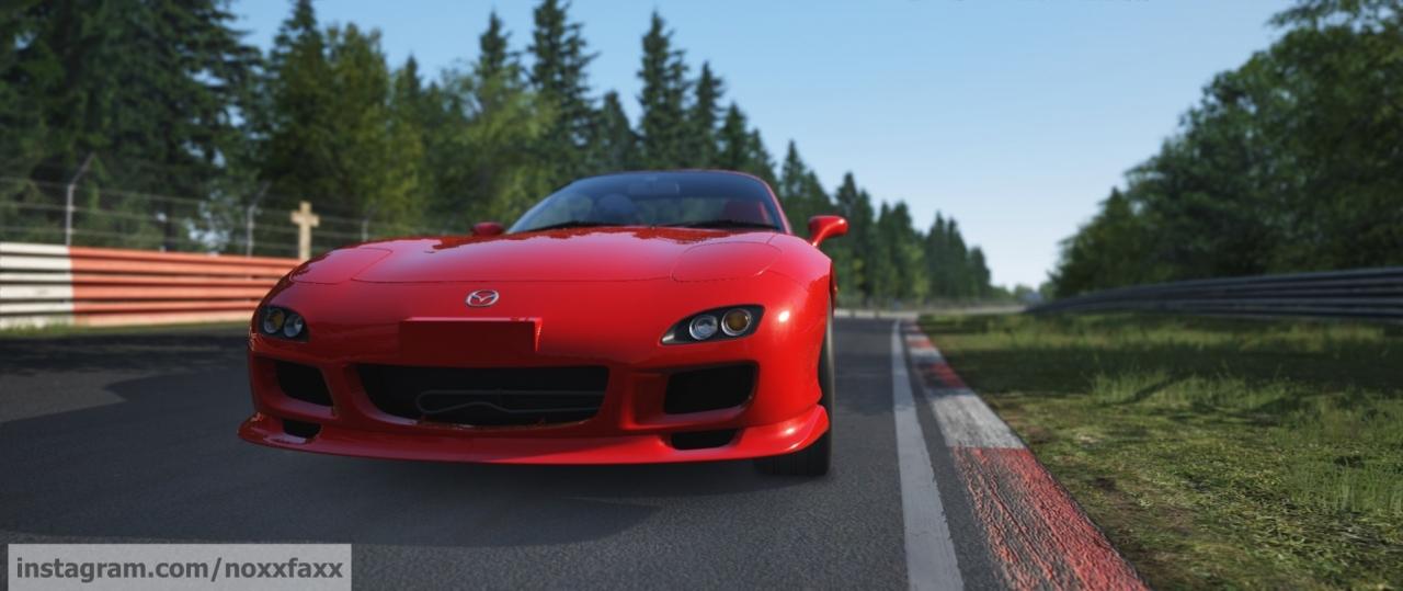 Mazda RX7 Spirit