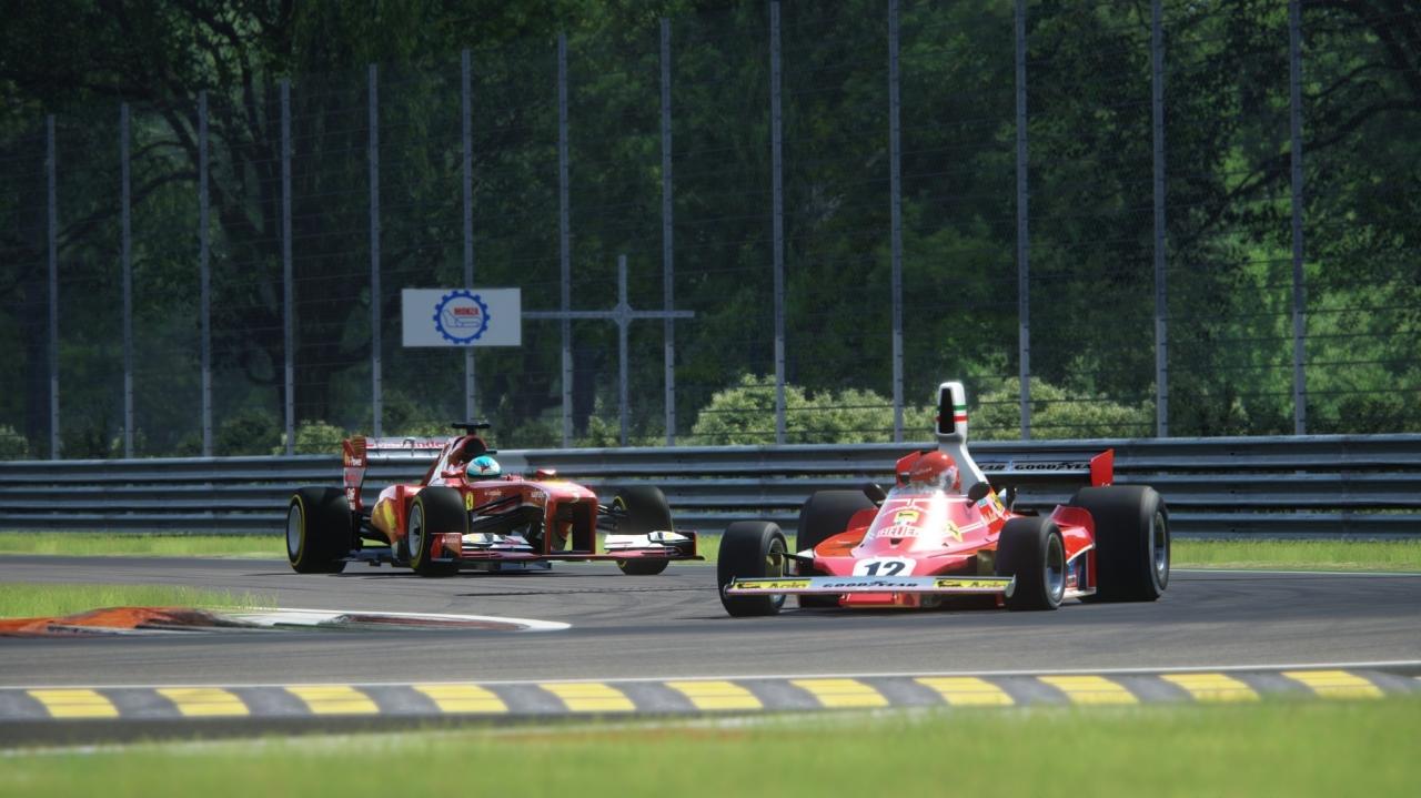 Assetto Corsa - Ferrari F1 Legends 01