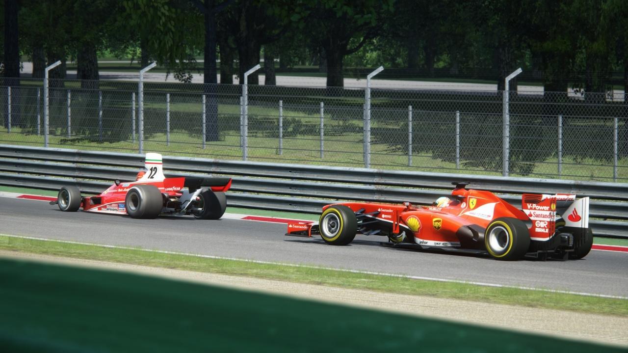 Assetto Corsa - Ferrari F1 Legends 02