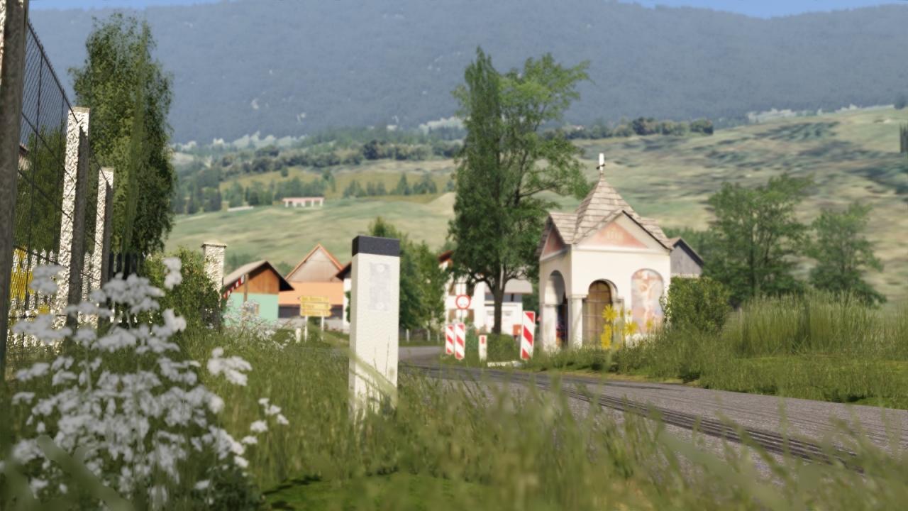 Assetto Corsa / Drazgose (Slovenia) / beta v0.7 coming soon