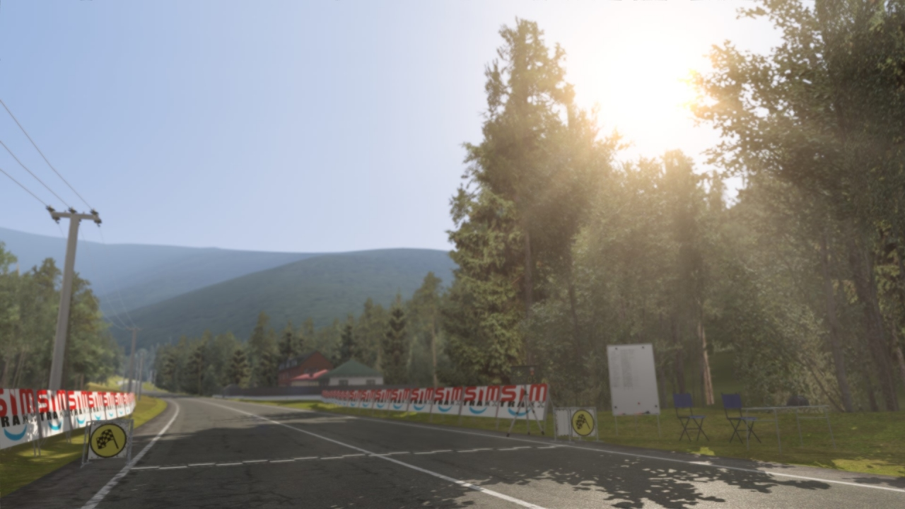 Assetto Corsa / Transfagarasan DN7C (Romania) / beta v0.7 coming soon