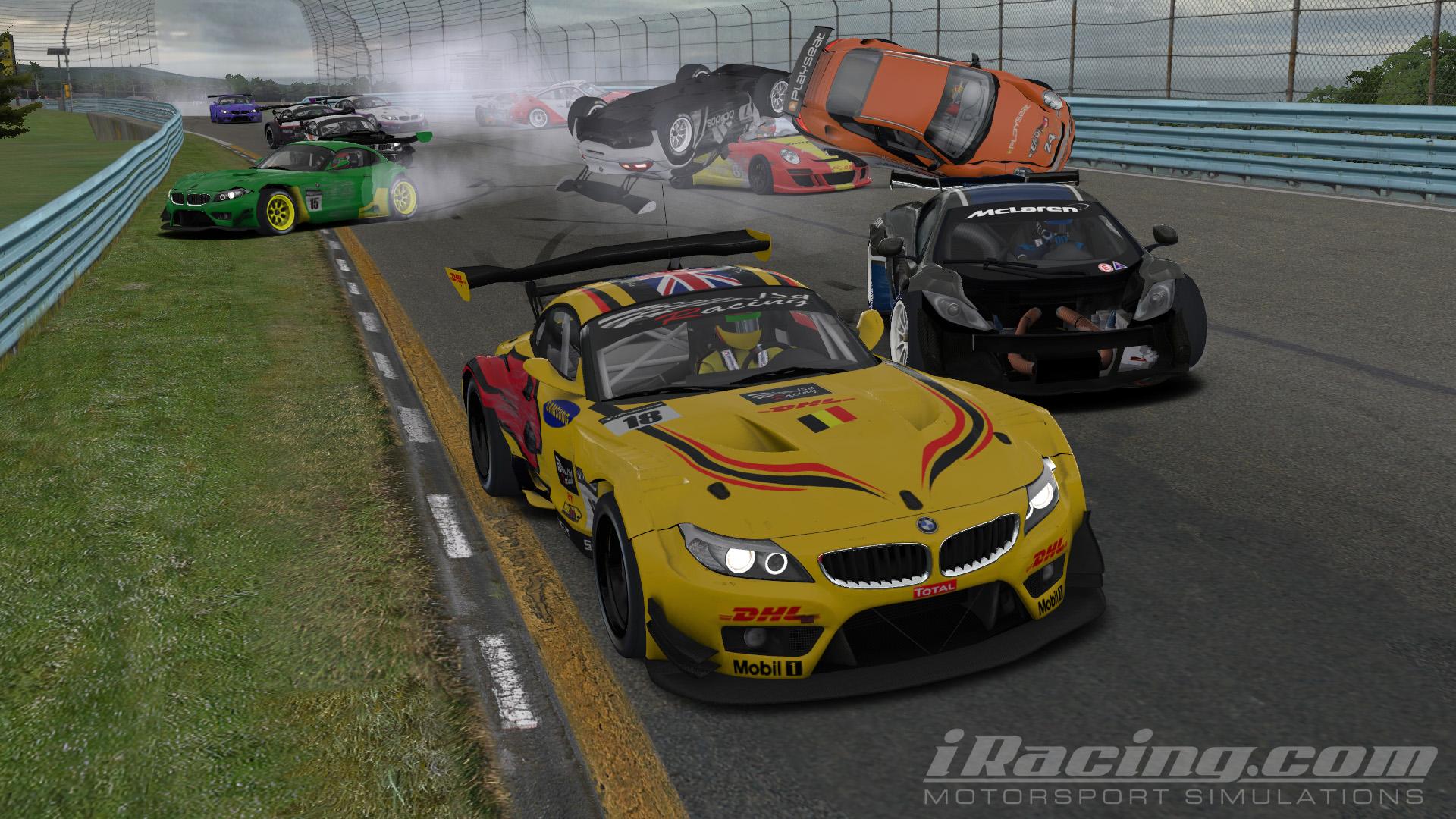 GT3 S2 2014 | Watkins Glen