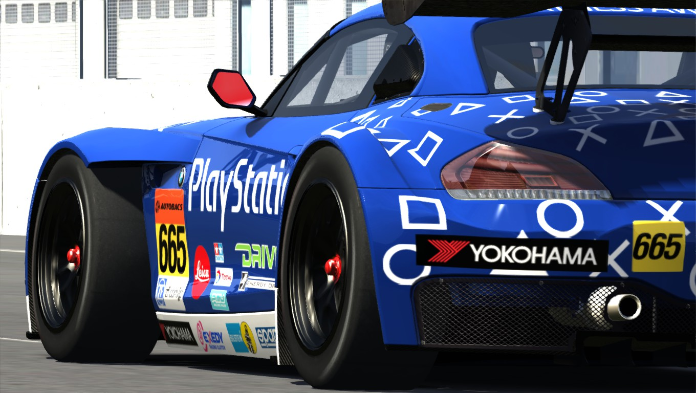 Playstation Studie Z4 GT300