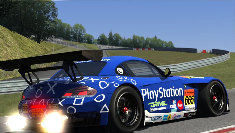 Playstation Studie Z4 GT300