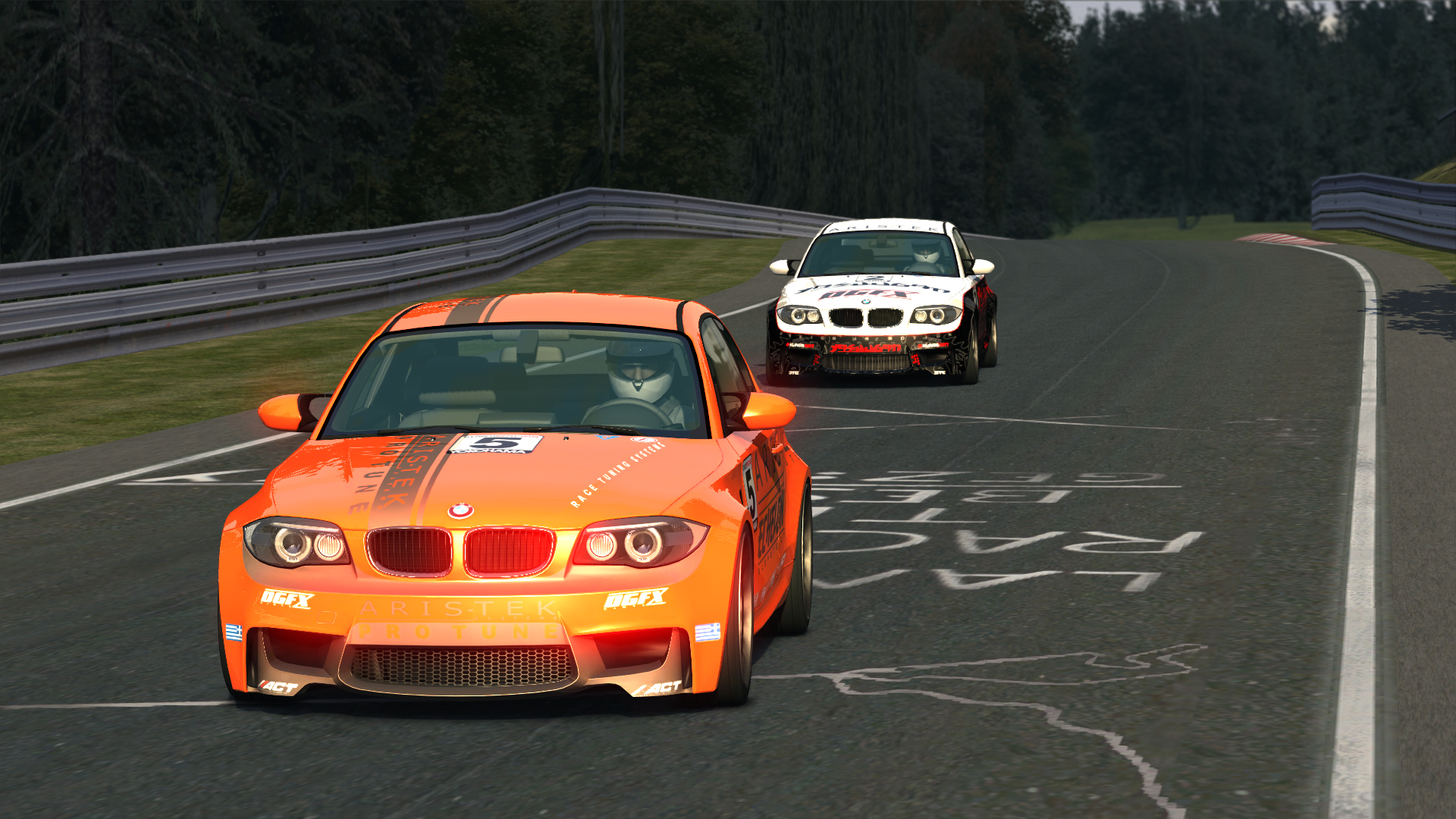 BMW 1M Stage 3 @ Nordschleife