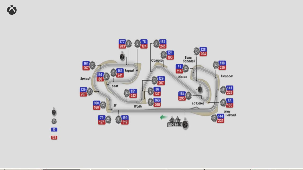 GUI for Automobilista