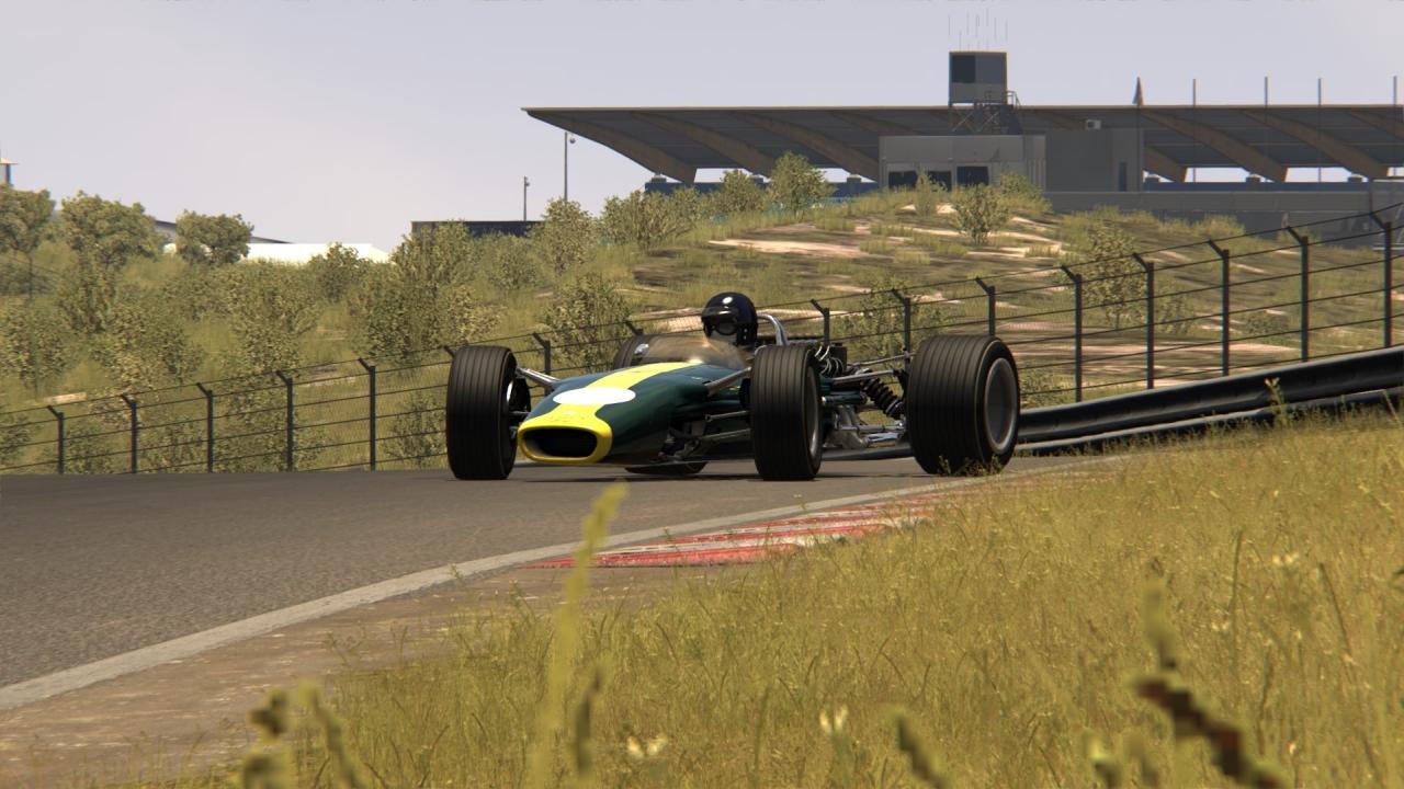 Lotus 49 @ Zandvoort