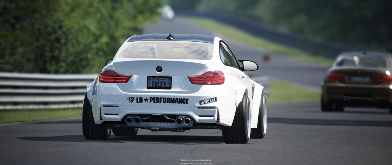 BMW M4 Libertywalk