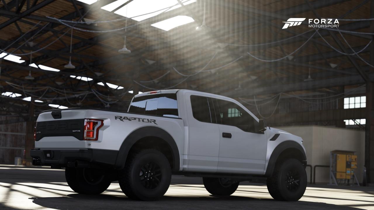Forza 6 - 2017 Ford Raptor