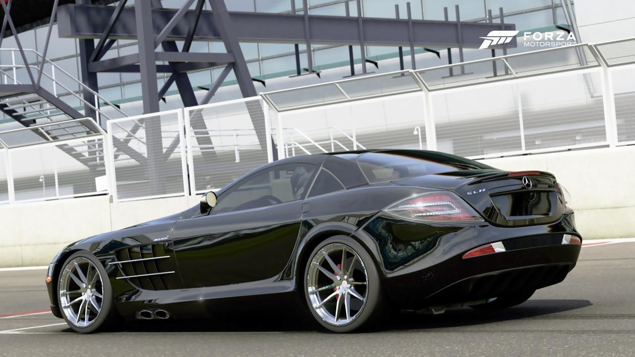 Forza 6 - SLR @ Silverstone