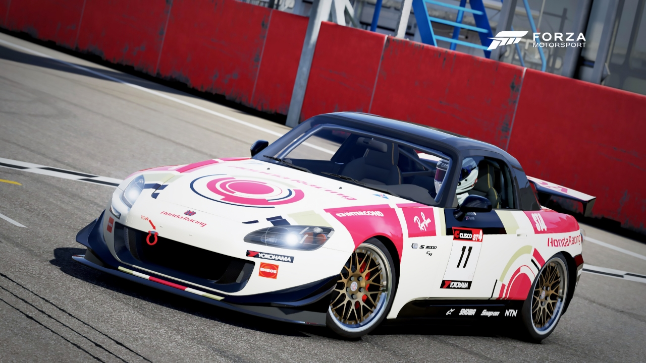 Forza 6 - Honda S2000 @ Hockenheim