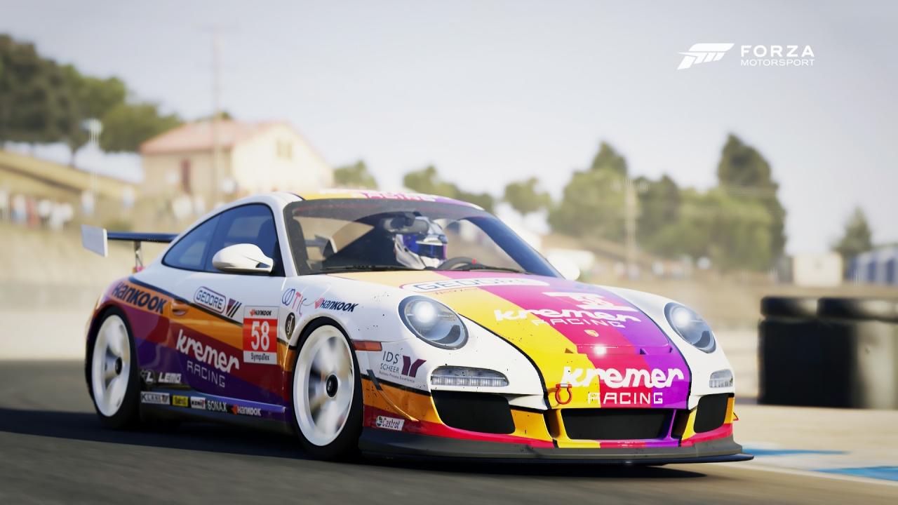 Forza 6 - Porsche 911 @ Laguna Seca