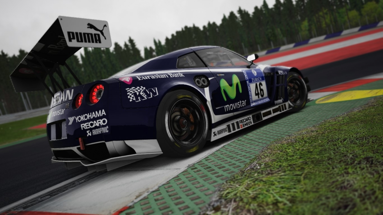 Godzilla @ Red Bull Ring