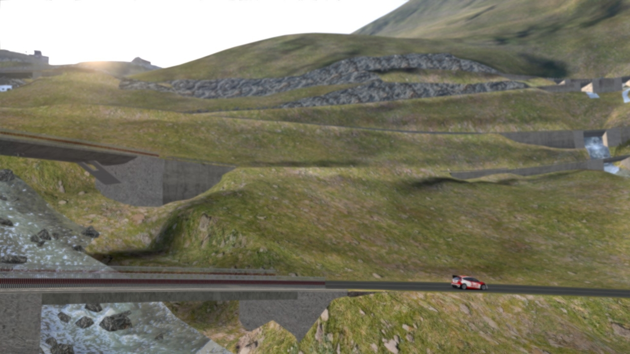 AC / TRANSFAGARASAN NORTH / DN7C / (Romania) beta v0.7 coming soon