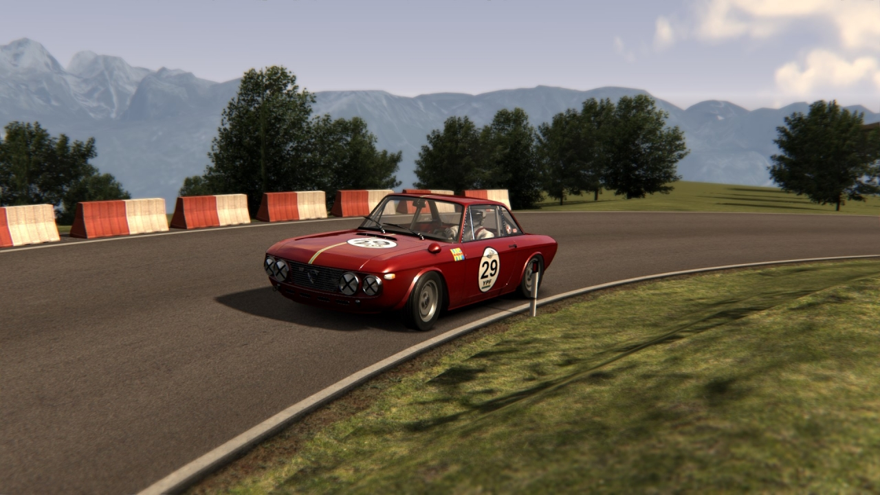 Lancia Fulvia HF @ Monte Bondone
