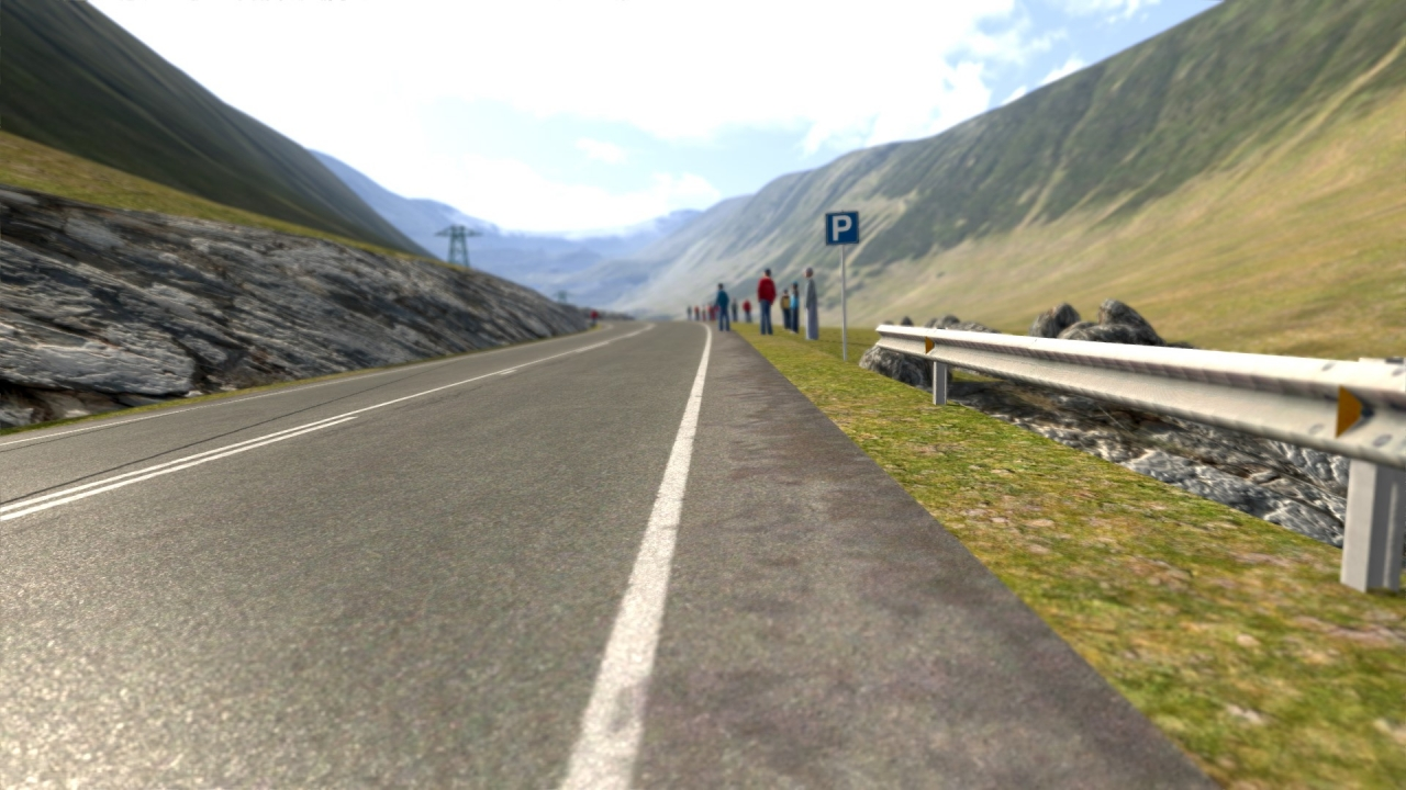 AC / Transfagarasan North (DN7C) / (Romania) /  beta v0.7 released for official beta testers