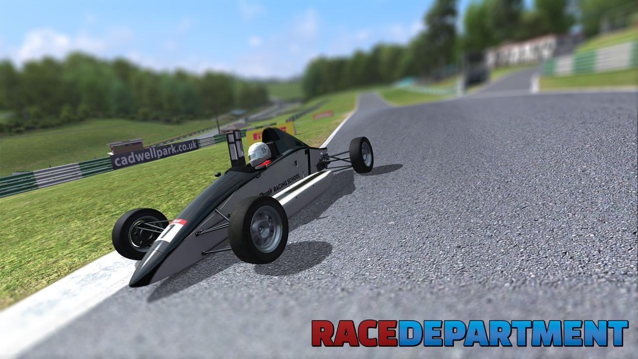 Formula Trainer @ Cadwell