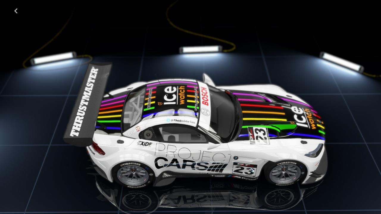 ICE Watch/Project CARS BMW Z4 GT3