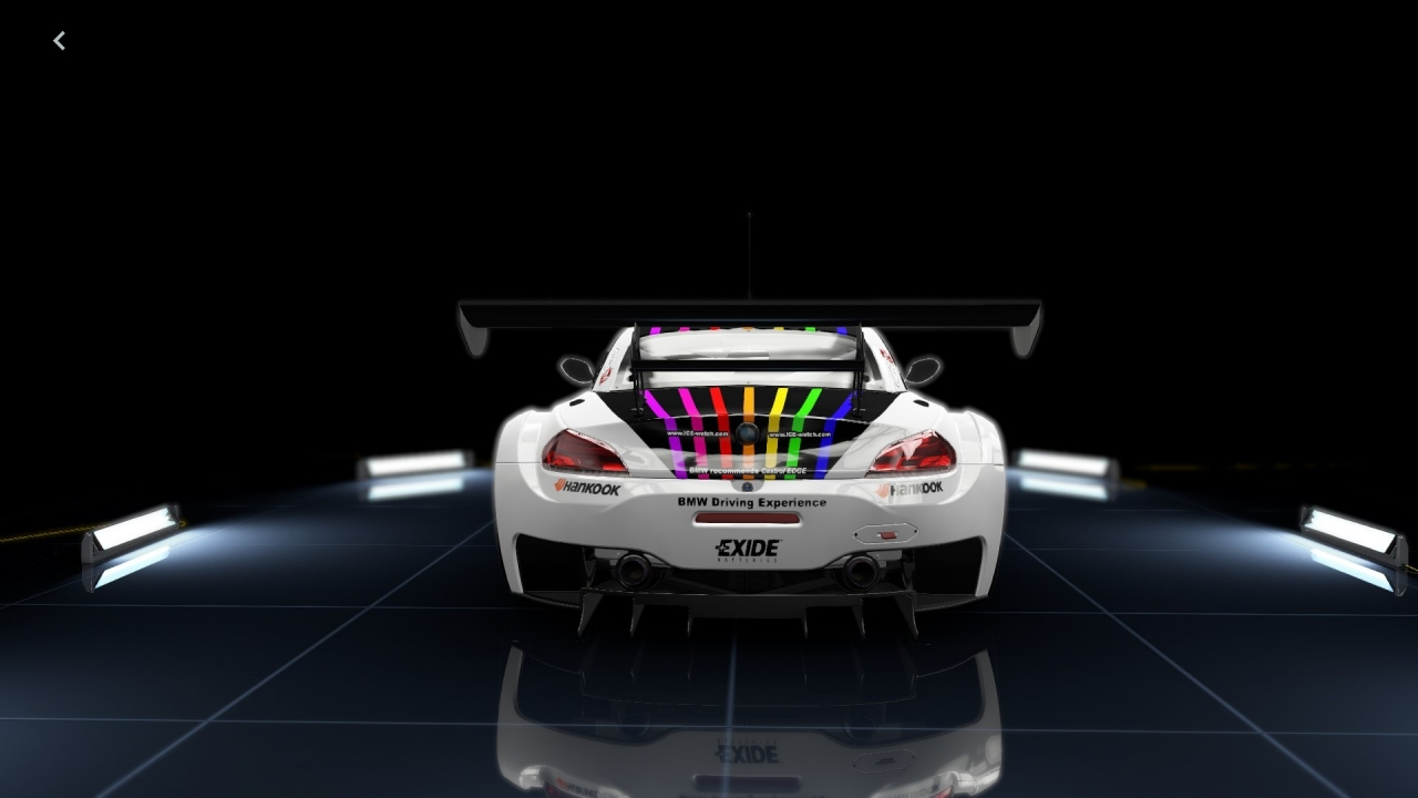 ICE Watch/Project CARS BMW Z4 GT3