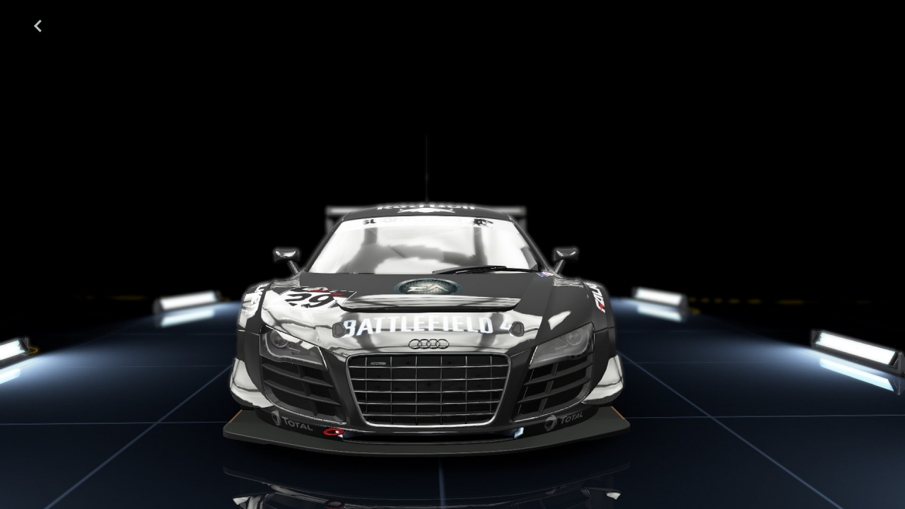 Red Bull Battlefield 4 Audi R8 LMS Ultra