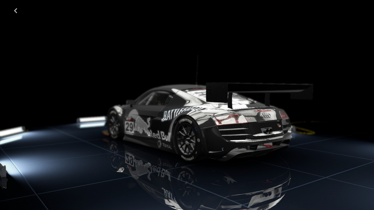 Red Bull Battlefield 4 Audi R8 LMS Ultra