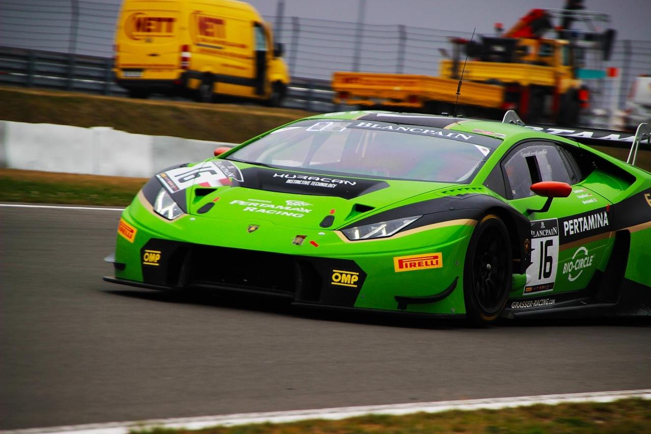 Blancpain GT Series @ Nürburgring