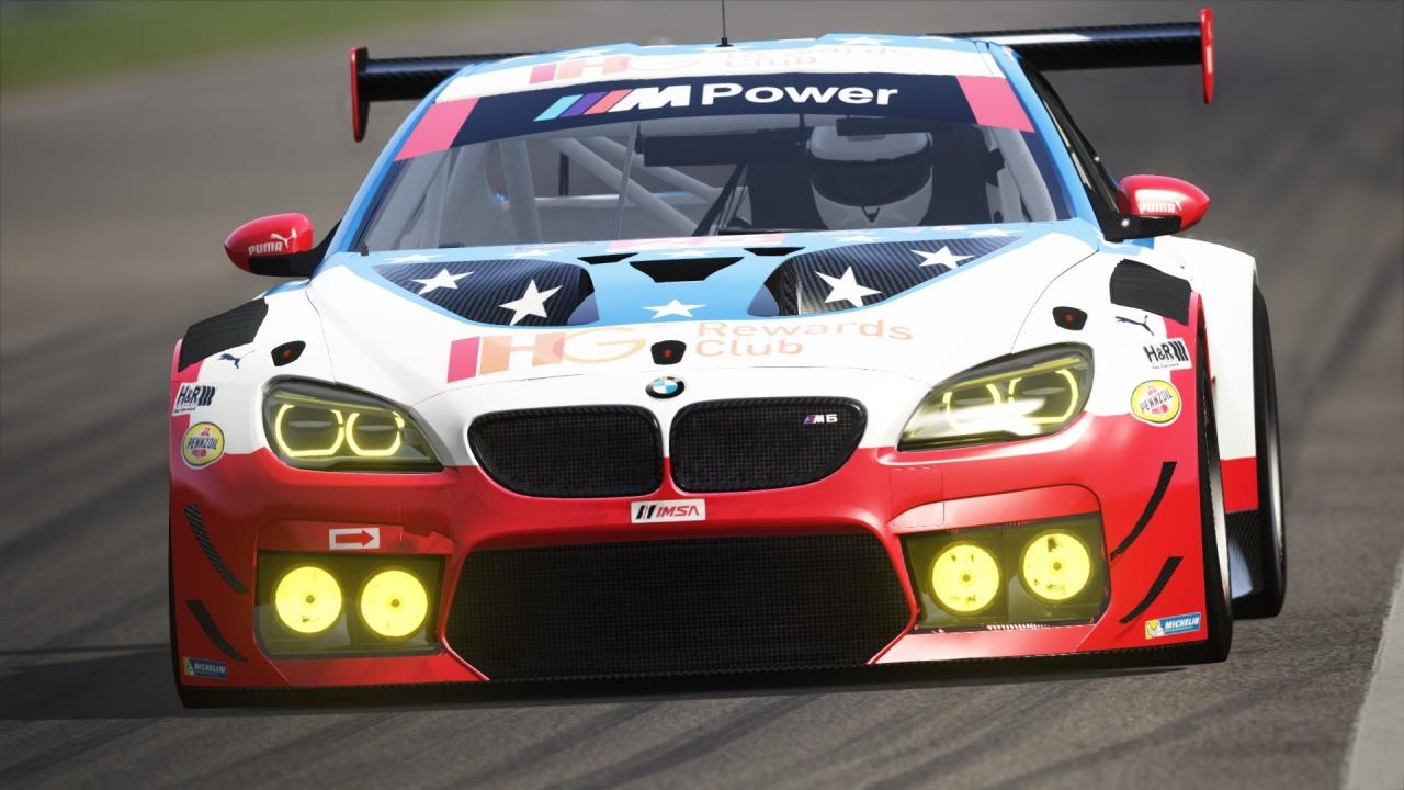 M6 GT3 IMSA