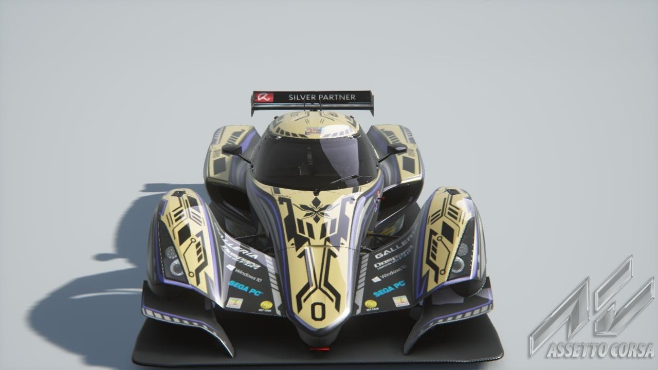 2016 Zelsius Racer Praga R1 1
