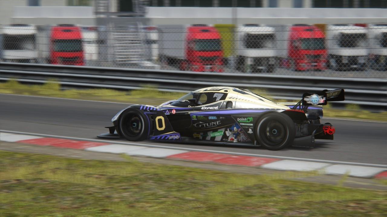 2016 Zelsius Racer Praga R1 at Zandvoort Circuit 2