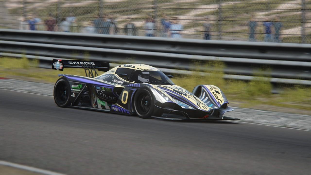 2016 Zelsius Racer Praga R1 at Zandvoort Circuit 3