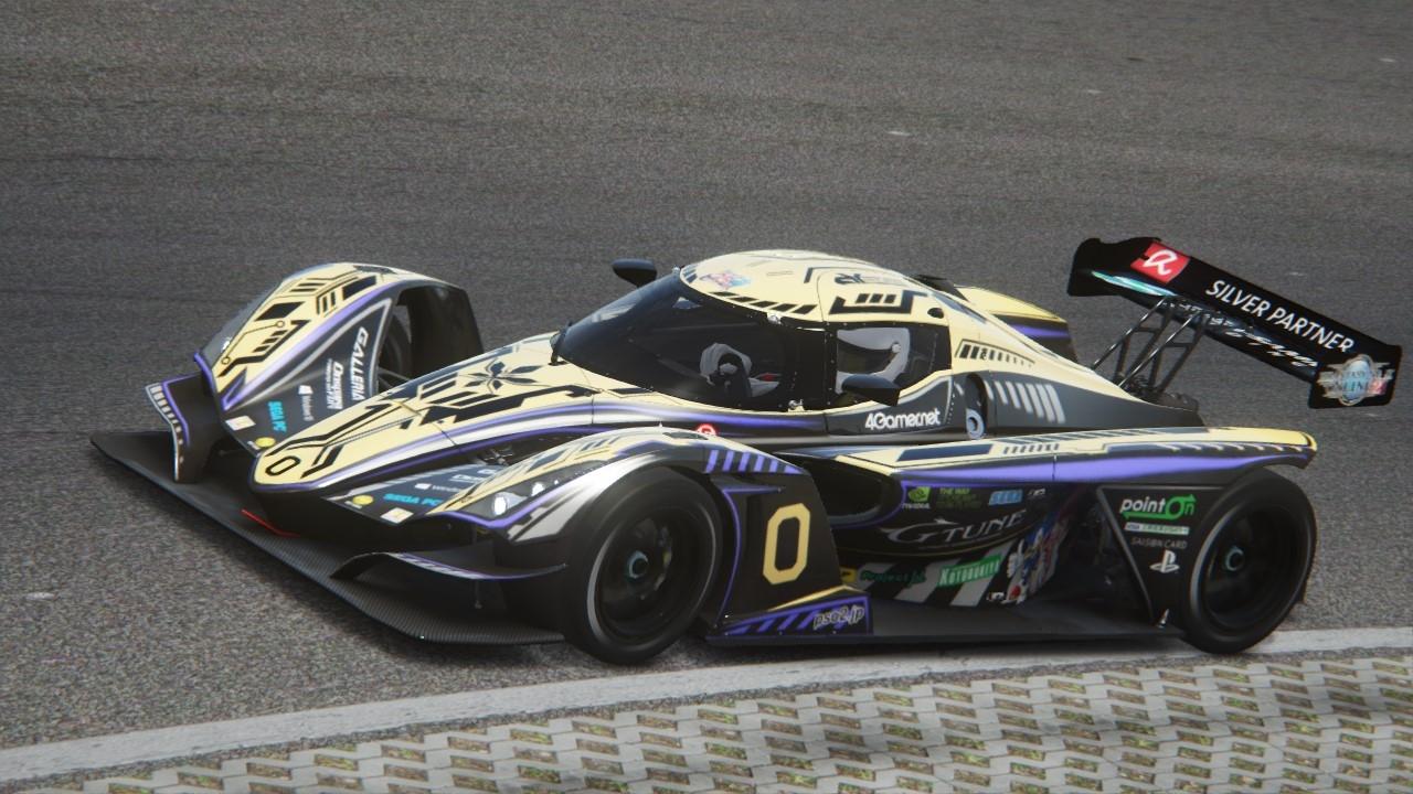 2016 Zelsius Racer Praga R1 at Zandvoort Circuit 4