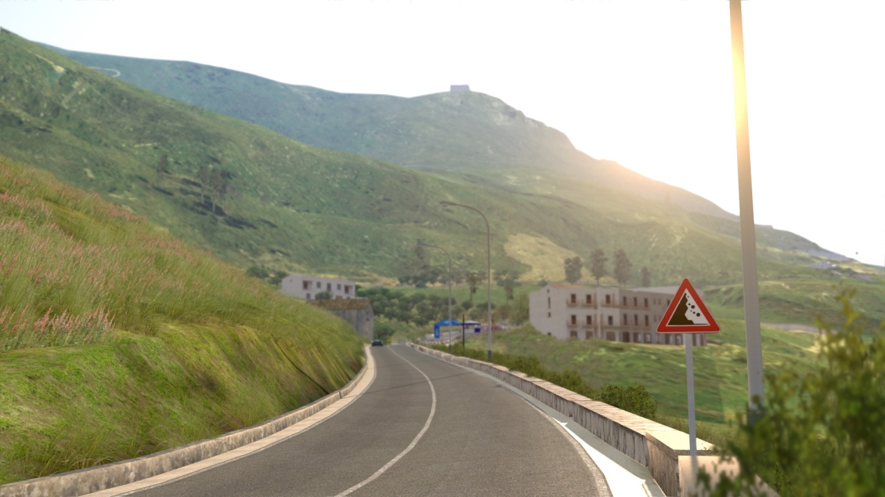 MONTE ERICE (Sicily, ITALY) / BETA v0.85 / (VR READY) / released for official beta testers