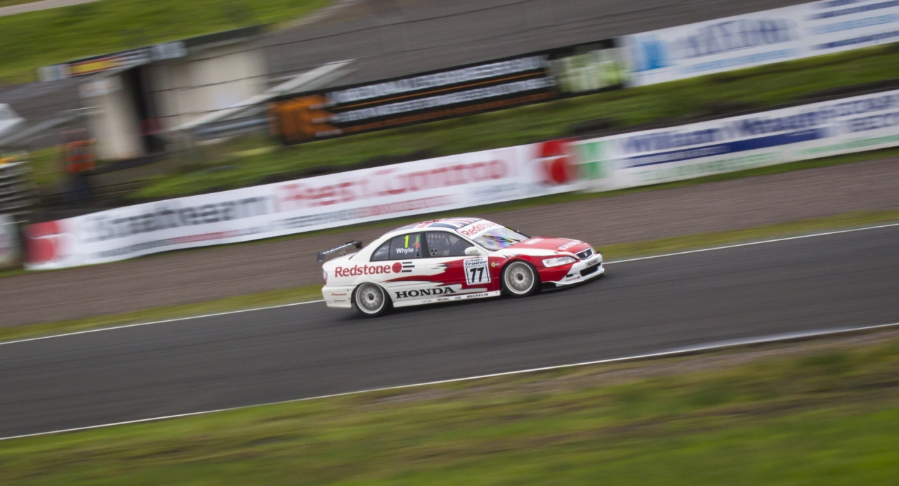 Honda Accord 2000 BTCC