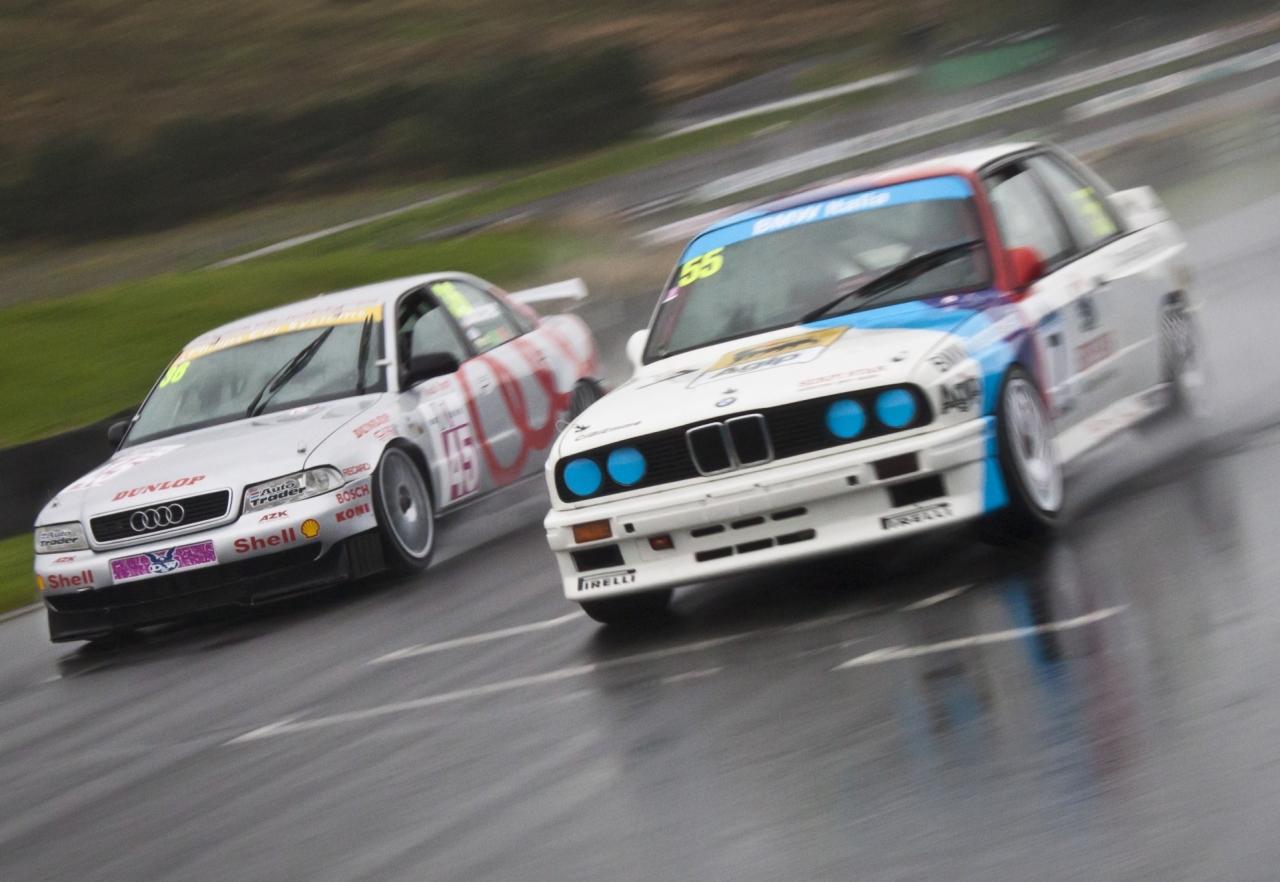 Audi A4 vs BMW M3