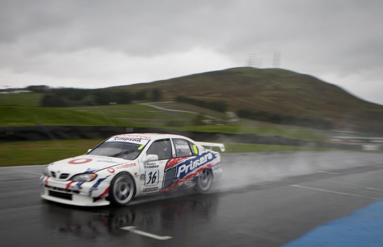Nissan Primera GT BTCC