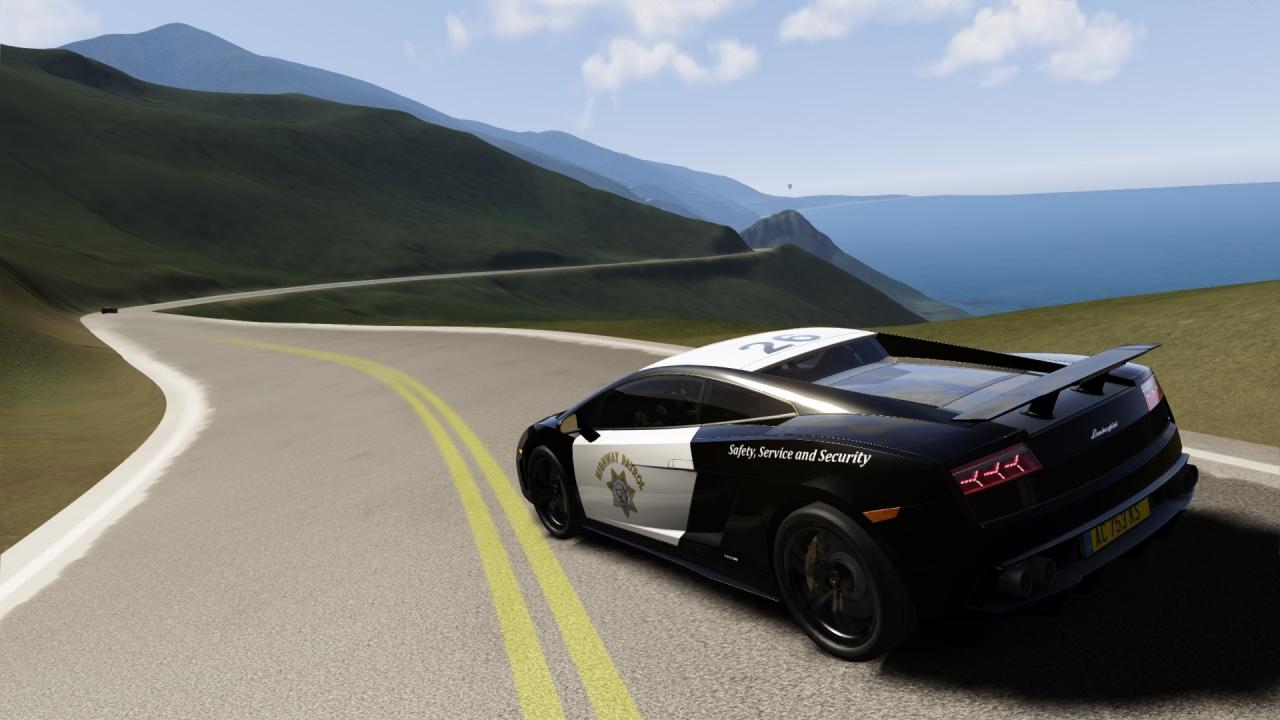 Lamborghini vs Ferrari F40