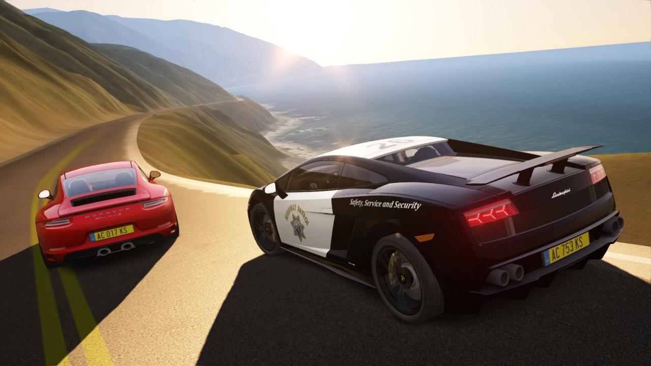 Lamborghini vs Porsche 991