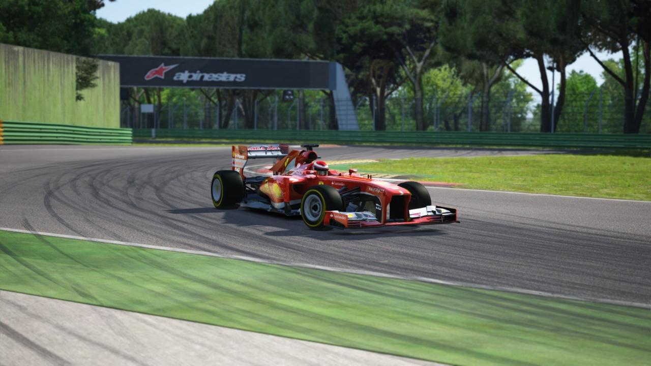 Ferrari F138 @Imola