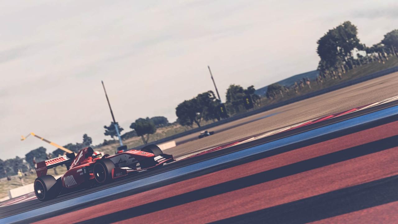 Formula 2 at Le Castellet