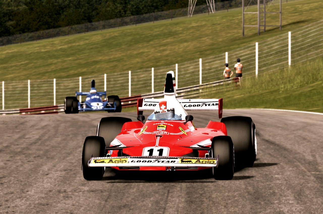 Regazzoni Austria