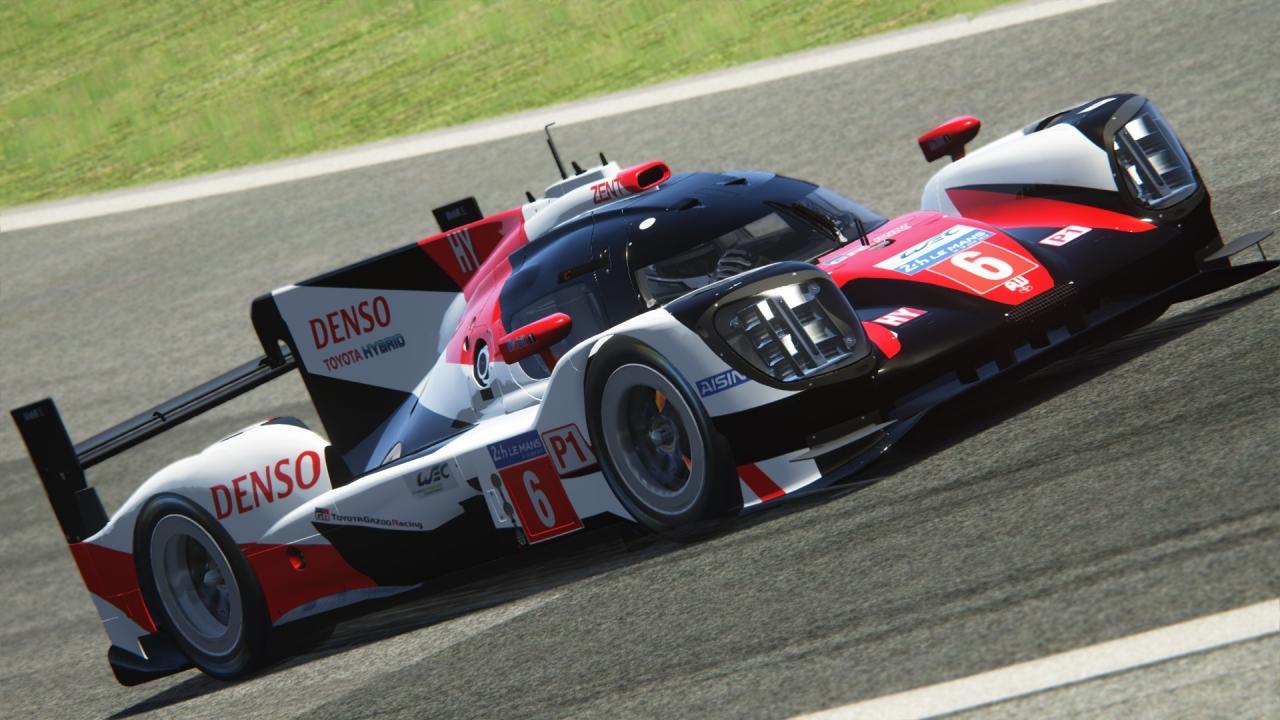 LMP1 - Toyota